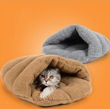 2 Sets SNOOZER COZY WARM CAVE COVERED DOG CAT NESTING PET BED LARGE MAT HOUSE