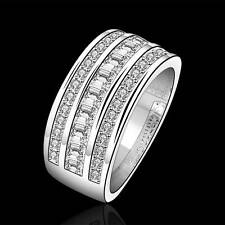 925 solid silver ring fashion jewelry women's Sterling silver ring R577
