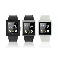 U Watch U10 Bluetooth Smart Watch Phone Mate For Android IOS Samsung Note SY