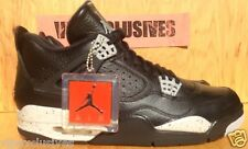 Nike Air Jordan IV Retro 4 Oreo 2015 Remastered Black Cool Tech Grey 314254-003