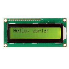 multicolor backlight LCD 1602 16x2 Characters HD44780 display for Arduino