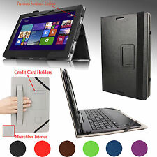 """For ASUS Transformer BOOK T100TAM 10.1"""" SMART PU Leather Case Cover Stand New"""