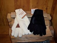 Isotoner Women's Knit Wrist Gloves, 40 gm Thinsulate Lined, One Size, Retail $28