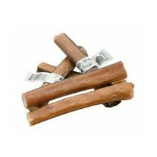 "7"" Straight Bully Sticks - Natural Bulk Dog Treats & Healthy Beef Chews 7 inches"