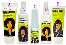Urban Therapy Twisted Sista Curl Spray, Perfector, Activator, Serum or Blow Dry
