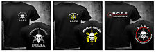 New BOPE Brazil Special Police Unit Tropa de Elite Forces PMERJ Delta T-shirt