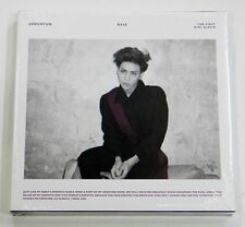 JONGHYUN (SHINee) - Base (1st Mini Album) CD+Photocard+Poster [WINE cover]
