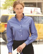 NEW Van Heusen Ladies' Pinpoint Oxford Shirt 13V0110