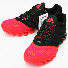 Adidas Springblade Drive 2 M C77904 Black Red Men Light weight Running Shoes