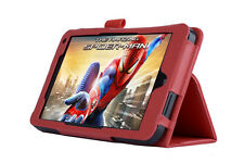 """Fashion Folio Stand Holder Case Cover For 7"""" HP Stream 7 Tablet PC"""