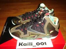 Nike Air Zoom Lebron XI King Pride Elite Multicolor Champ Pack What the Lebron B
