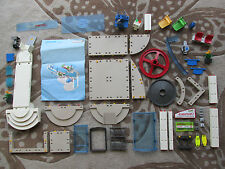 PLAYMOBIL Airport Airline Terminal 4311 and Cargo set 4315 Very Rare Parts