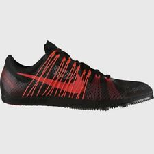 New Mens NIKE Zoom Matumbo 2 Black Red Mid Distance Track Spikes Shoes 10.5 11.5
