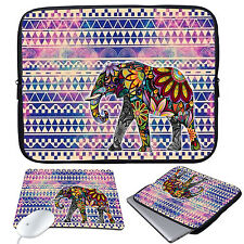 13-13.3 Laptop Ultrabook Sleeve Case Bag+Mouse Pad For MacBook Pro Air Acer Dell