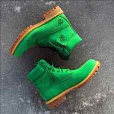 "Timberland 6"" Boot x VILLA EMERALD Green Lucky JTM RUVILLA Men & Juniors 4Y-13"