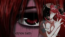 0361 Elfen Lied LUCY Japanese Manga Anime Cute A3 A4 POSTER ART PRINT