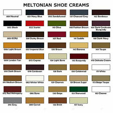 Meltonian Leather Shoe Boot Bag Purse Polish Cream Shine 1.55 oz (43 g) Great!
