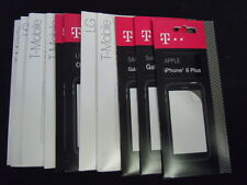 2x New OEM T-Mobile of Anti-Fingerprint Screen Protector Film for Smartphones
