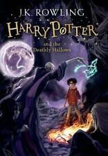 Harry Potter and the Deathly Hallows Rowling, J. K. Paperback New