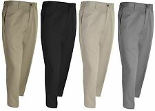 Dockers D3 Classic Fit Khaki Pants Comfort Waistband 30 Inseam Flat Front Cool