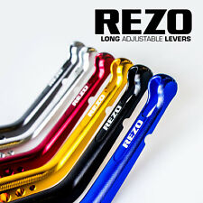 REZO Long Adjustable Clutch/Brake Levers BMW K1200S 04-08