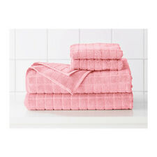 IKEA AFJARDEN PINK color  bath towels assorted sizes 100 % cotton free shipping