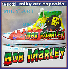 Bob Marley SCARPE sneakers SHOES ZAPATOS CHAUSSURES SCHUHE обувь