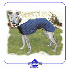 Cosipet Greyhound Anorak Navy Dog Coat - Dog Coats/Fashion