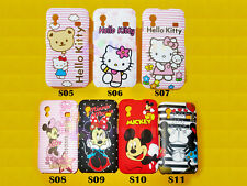 Lovely Mickey minnie Kitty hard back Case Cover for SAMSUNG GALAXY ACE S5830