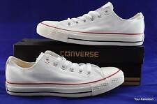 ***PROMOTION*** Converse Chuck Taylor M7652 All Star OX Optic White Low Trainers