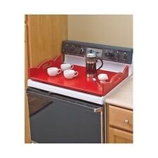Stove Top Cover Wooden Serving Tray Kitchen Burner Covers Accessories Gear Gift