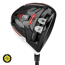 2015 TaylorMade R15 White Driver Fuji Speeder 57 -- Choose  Loft and Flex