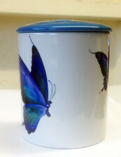 Personalised  CeramicToothbrush Holder Butterfly or Add Your Own Image or Text