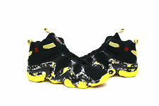 Adidas Crazy 8 - Black / Yellow / Red C75766 Mens Size: 10 - 12 + size 13