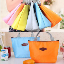 Waterproof Sweet Thermal Travel Picnic Lunch Tote Insulated Cooler Bag Organizer