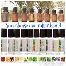 doTerra Rollerball Remedies 1Large 10ml Blend of Essential Oils FREE GIFT & SHIP