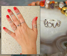 925 Sterling Silver Toe Ring, Midi Ring, Above Knuckle Ring. Adjustable, Band