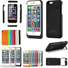 Slim 3200mAh External Backup Charger Power Bank Battery Case Cover for iPhone 6