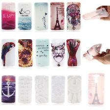 New Colorful Ultra-Thin Rubber Gel Soft TPU Skin Case Cover For LG G3 /G3 Mini