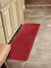 Softy Collection Solid Runner Rug (20'X59') Bathroom Kitchen Various Colors