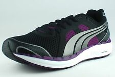 PUMA WOMENS FAAS 550 NM BLACK AGED SILVER 186269 03 3H2