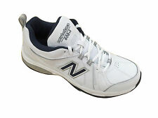 Men's New Balance MX608V3W - WHITE/NAVY - GREAT BUY! CLOSEOUT!!