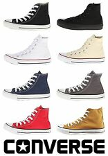 CONVERSE High Top Chuck Taylor All Star Shoes Canvas Unisex Sneakers Chucks