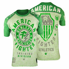 American Fighter Madison T-Shirt (Lime Green)