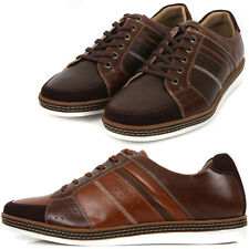 New Casual Lace up Fashion Elegance Sporty Sneakers Mens Shoes Nova