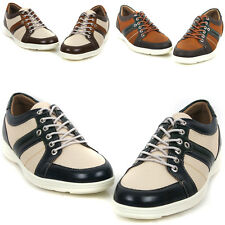 New Stylish Lace up Fashion Footwear Casual Sneakers Mens Shoes Nova