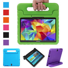 Kids Safe Carry Heavy Duty Shockproof Rubber Case Cover Stand For Samsung Tablet