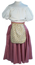 Panto Chorus-Bar Wench-Gypsy-La FiIle La Garde VILLAGER OUTFIT-All Ages All Size