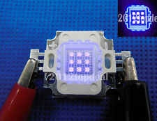 10W High Power LED UV Light Chip 365nm 375NM 385nm 395nm 400nm 415 Ultra Violet