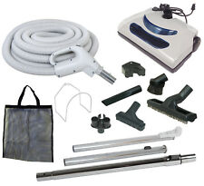 30ft Electric Central Vacuum Kit w/Power Head, Hose & Tools Beam Nutone Kenmore